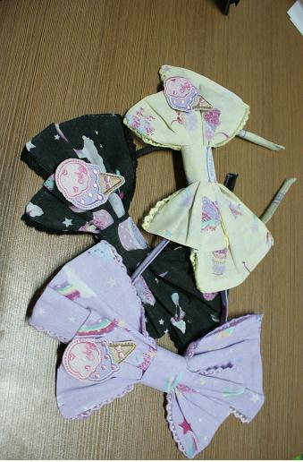 Dream of Lolita | CLOBBAONLINE Milky Planet headband
